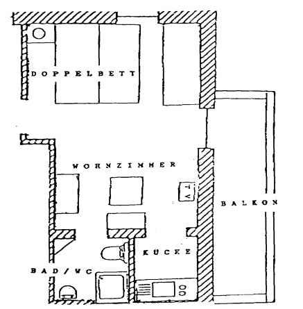 Appartement Predigtstuhl