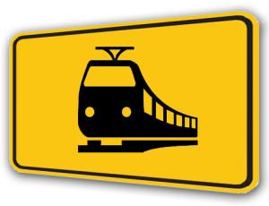 Zuganreise